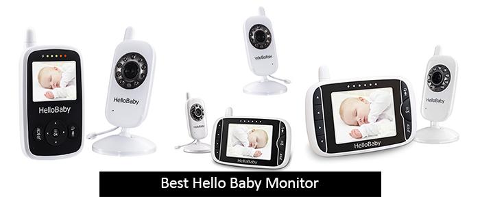 Best Hello Baby Monitors