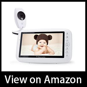 Video Baby Monitor with 7 LCD Screen review