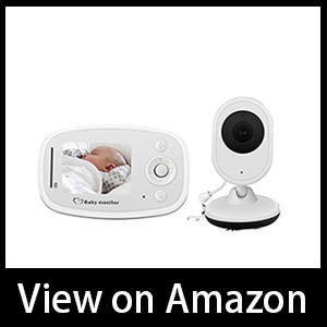 Video Baby Monitor Infrared Night Vision Two-way Review